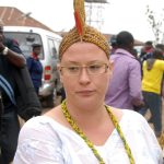 PHOTONEWS: Hairstyles of Worshippers of The Goddess of Osun River
