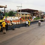 MEN AT WORK: Urban Renewal/Beautification Project At Alekuwodo, Osogbo (PHOTOS)
