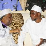GOVERNANCE: Alaafin Canvasses For Osun Governor's Second Term