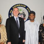 PHOTO NEWS: Consulate General Of The United States Visits Aregbesola