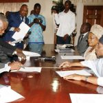 PHOTO NEWS: Swearing-In-Ceremony - State of Osun Independent Electoral Commission