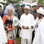PHOTO-NEWS: Osun Government Gives Buses to Market Women Assoc. in the State