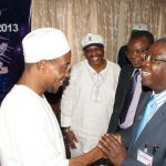 Governor Aregbesola Unveils OAU 2013 Mascot For Nigeria University Games (NUGA)