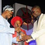PHOTOS: Aregbesola Receives Award As The Most Impactful Governor