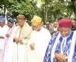 Osun Muslim Community Pray For Aregbesola.