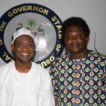 PHOTO NEWS: Aregbesola Hosts Italian Interns, Amuwo Odo LG Chairman