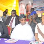 PHOTO NEWS: Ogbeni Aregbesola At The Year 2013 World Global Hand-Washing Bay Celebrations