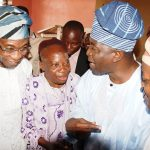 PHOTO NEWS: School Re-Classification, Crowd Hails Aregbesola After A Special Prayer For Him
