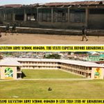 PHOTO NEWS: Salvation Army Middle School Osogbo; The difference Is Clear