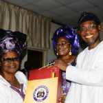 PHOTO NEWS: CAC Ijesa Good Women Coordinating Council Visits Governor Aregbesola