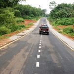 PHOTO NEWS: Alleviating Poverty Through Access Roads
