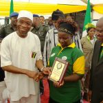 """AGRICULTURE: """"There Is Enormous Opportunity For Young Farmers In Osun"""" - Aregbesola"""