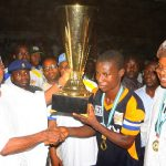 PHOTO NEWS: Obokun Local Government Wins Under-17 Governor's Cup