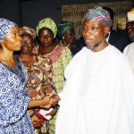 PHOTO NEWS: Aregbesola Commiserates With Families Of Kidnapped Founder Of Yinka Oba Foam