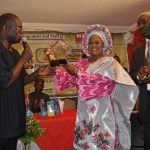 PHOTO NEWS: Award On Aregbesola As Best Gov On Infrastructural Development