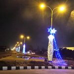 PHOTO NEWS: Gov. Aregbesola Illuminates Osun With Xmas Light