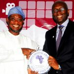 PHOTO NEWS: Aregbesola Receives Africa Digital Award