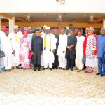 PHOTO NEWS: APC National Mobilization Committee Visits Osun