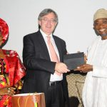 PHOTO NEWS: British Deputy High Commissioner Visits The State Of Osun