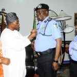 PHOTO NEWS: AIG Pays A Courtesy Visit To Osun