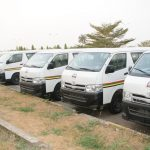 Osun Gives 70 Buses To Drivers' Unions