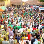 Modakeke Stands Still For Aregbesola