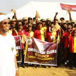 YOUTH DEVELOPMENT: Prof Akinwumi Ishola Joins Aregbesola in Launching Omoluabi Youth Club