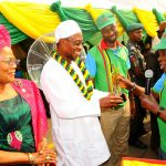 PHOTO NEWS: Aregbesola Becomes Grand Patron Of Community Develoment Council