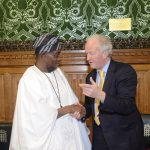 HISTORIC MOMENT: UK Parliament Commends Osun's O'Meal Programme