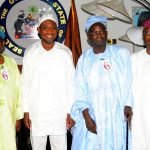 PHOTO NEWS: Personalities From Ile-Ife Pay Gov. Aregbesola A Solidarity Visit