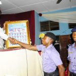 PHOTO NEWS: Osun Indigenes In Nigerian Navy Honour Aregbesola