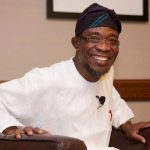 Osun Governor Wins Chronicle Man Of The Year Award