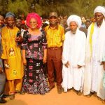 PHOTO NEWS: Aregbesola Meets CAN And Muslim Leaders Over Dress Code Crisis In Baptist High Sch, Iwo