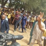 PHOTO NEWS: Aregbesola Holds Peace Meeting On Dress Code At Baptist High School, Iwo
