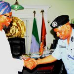 New Osun Police Commissioner Assumes Duty