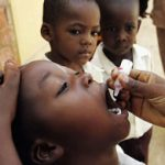 Osun First Lady Flags Off Oral Polio Immunisation
