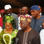 PHOTO NEWS: Bola Tinubu Holds Peace Meeting With South West CAN In Osun