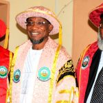 PHOTO NEWS: Aregbesola Speaks At The 3rd Convocation Of UNIOSUN