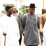 PHOTO NEWS: Governors Rotimi Amaechi and Aregbesola At Convocation Lecture Of UNIOSUN