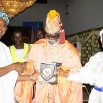 PHOTO NEWS: Celestial Church Worldwide Pledges Support For Aregbesola's 2nd Term