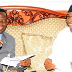 PHOTO NEWS: National President, Apostolic Church Of Nigeria Visits Aregbesola