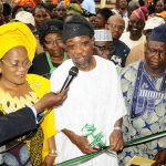 PHOTO NEWS: Gov Aregbesola Commissions AUD Government Elementary School