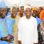 PHOTO NEWS: Nig Automobile Technician Association Endorse Aregbesola For 2nd Term