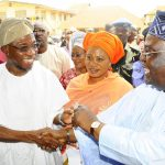 PHOTO NEWS: Aregbesola Obtains Permanent Voters Card