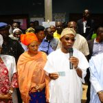 SPEECH: Governor Aregbesola Urges Participation In The Verification Of Voters Register
