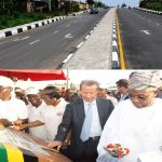 Osogbo Agog As Aregbesola Commissions 21 Roads  …Says No Economy Can Grow With Bad Roads