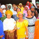PHOTO NEWS: Osun Arewa Communities Women Leader Visits Mrs Aregbesola