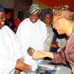PHOTO NEWS: Aregbesola Wins Award As The Most Innovative Governor
