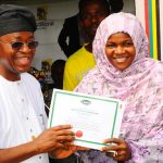 PHOTO NEWS: Presentation Of Certificates To State Of Osun Trainees On Payroll Automation And E-payment For Salary