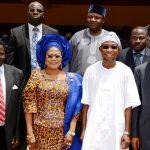PHOTO NEWS: Aregbesola Inaugurates Commission Of Inquiry On Disturbance Of Public Peace